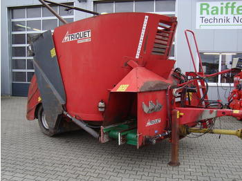 Trioliet VF 10 - silo equipment