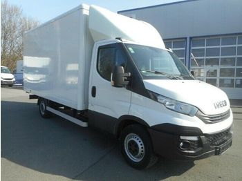 Closed box van Iveco Daily 35S18A8/P Euro6 Klima AHK Luftfeder ZV