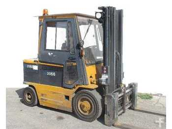 Montini 4000 A-CE (batteria 2012) - 4-wheel front forklift