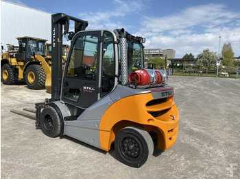 Still RX70-50 - 4-wheel front forklift