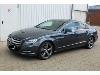 Mercedes-Benz CLS 350 CDI BlueEFFICIENCY ( 313 PS )  - car
