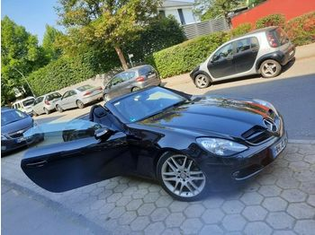 Mercedes-Benz SLK 200 Kompressor Cabrio / Roadster  - car
