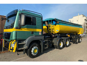 MAN TGS 26.440  - tractor unit